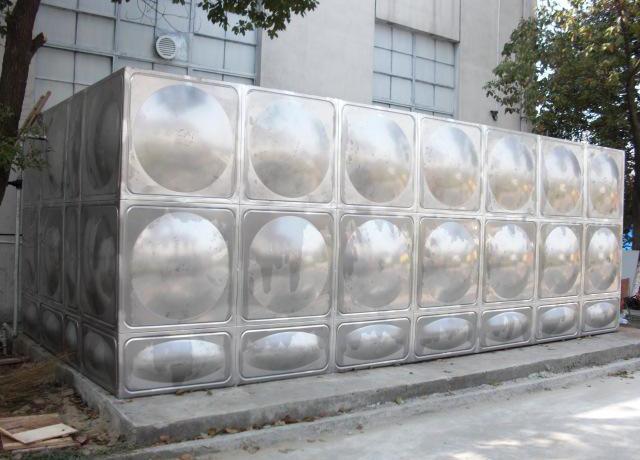 不锈钢方形保温水箱结构介绍