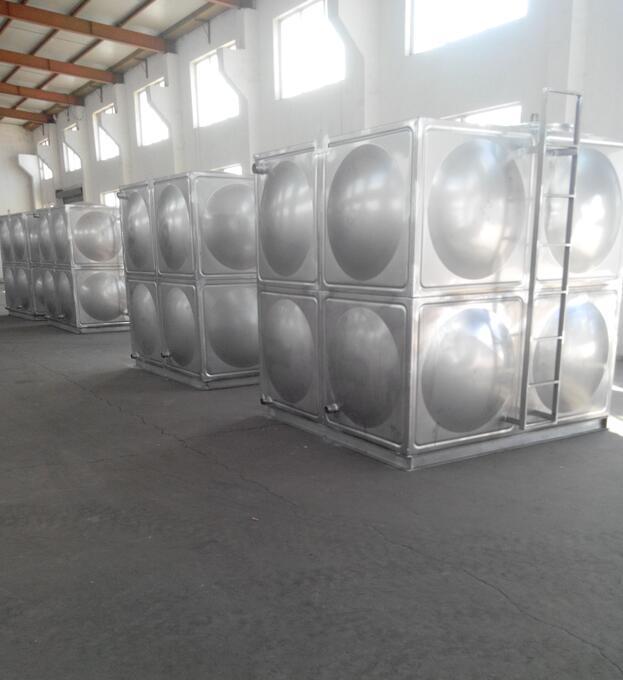 不锈钢水箱鼓包凸起有什么作用呢?