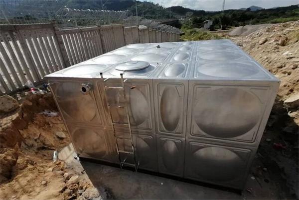 不锈钢组合式消防水箱
