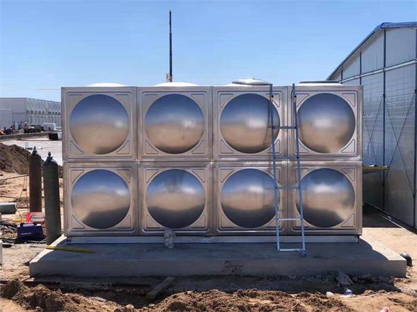 不锈钢保温水箱制作