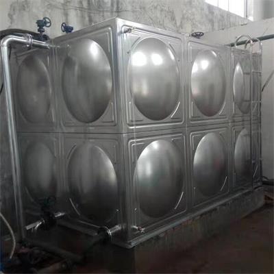 水箱要常用时,为何选不锈钢材质的更顺心?