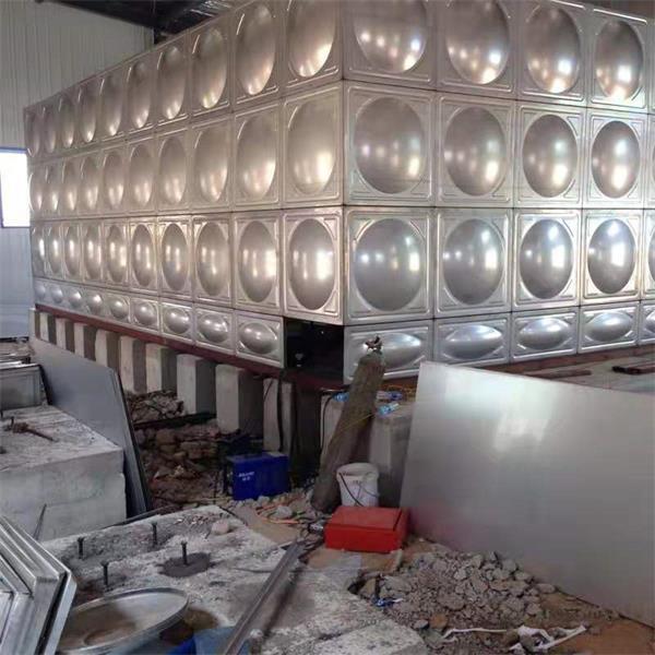 不锈钢水箱工艺