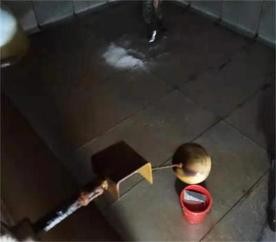 关于生活水箱清洗的通知
