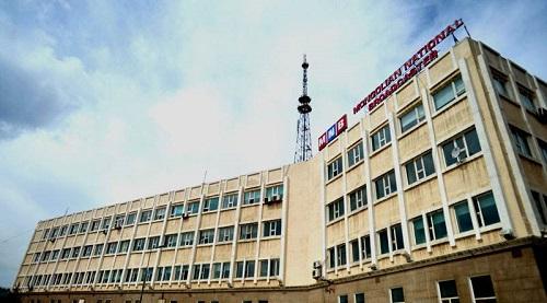 蒙古国乌兰巴托市皮革厂