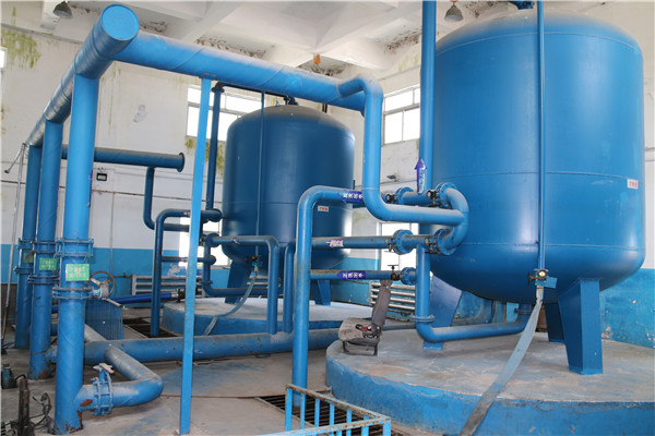 矿井污水处理回工程