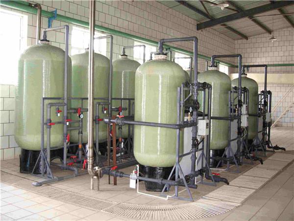 锅炉软化水处理项目