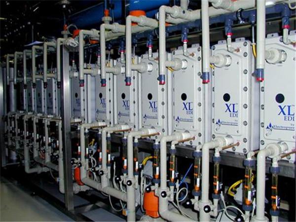 输液制剂用水