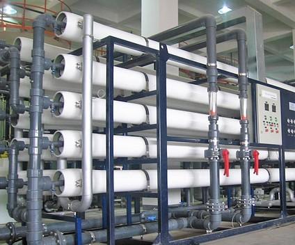 远程分质供水净化项目