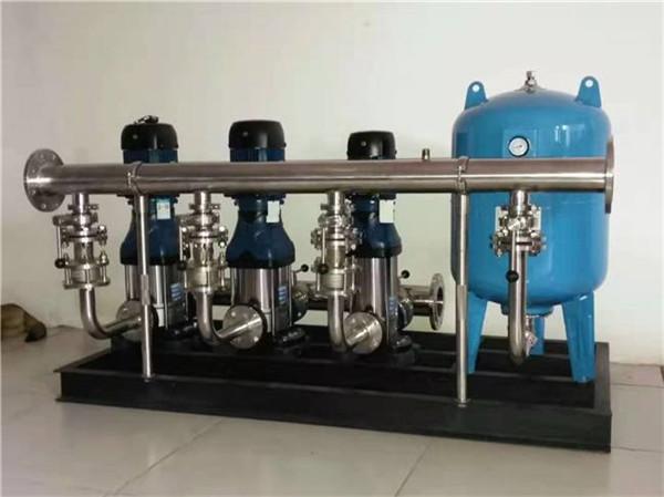 远程分质供水设备