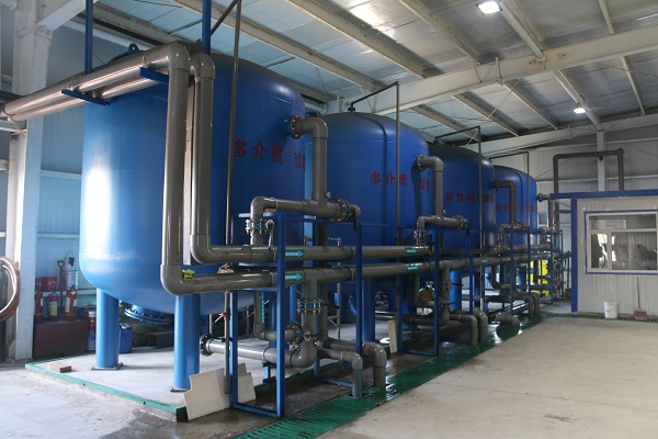 矿井洗浴污水处理设备
