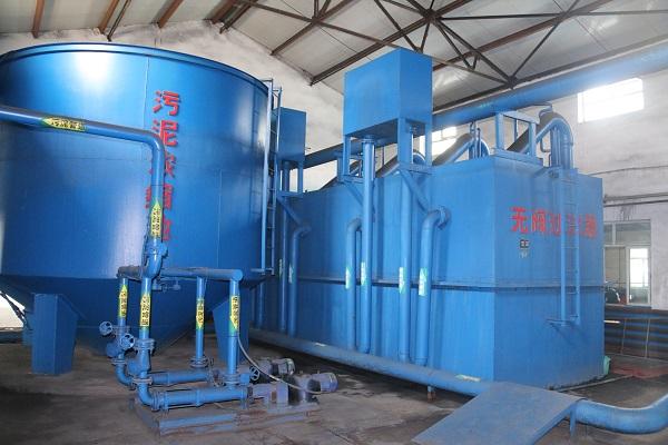 矿井污水处理工程