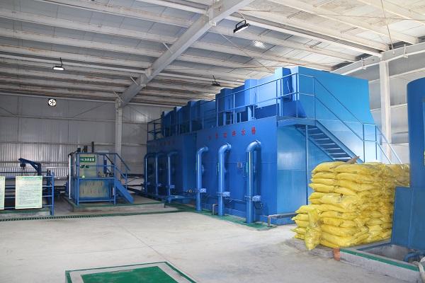 矿井污水处理回用工程