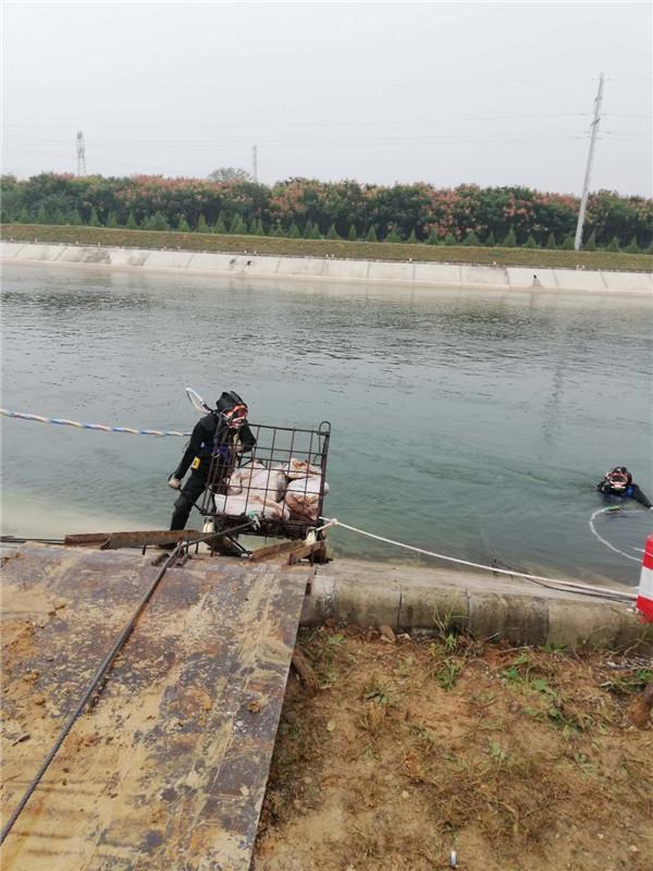 河南水下工程施工