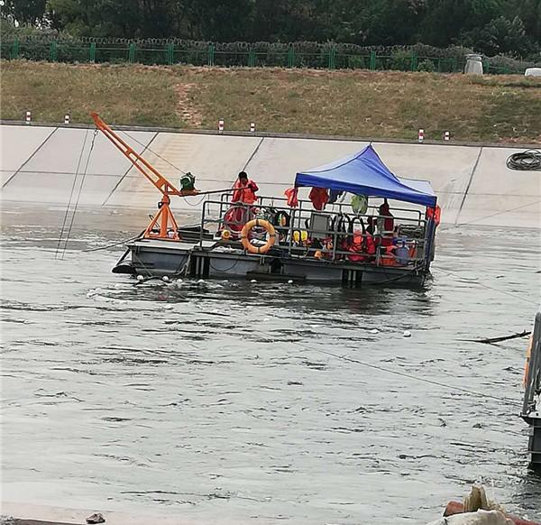 河南水下修复