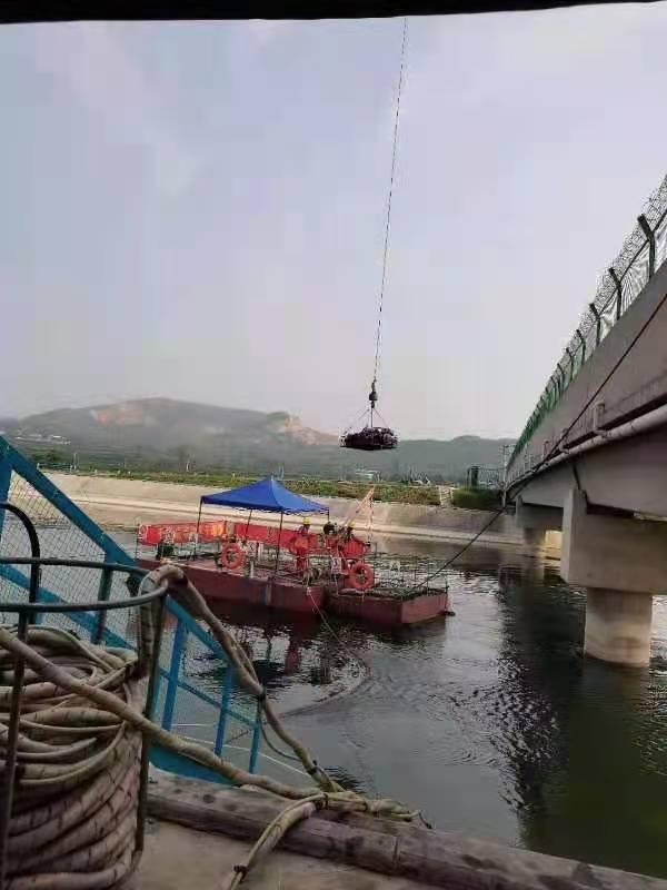 河南水下修复清理工程案例