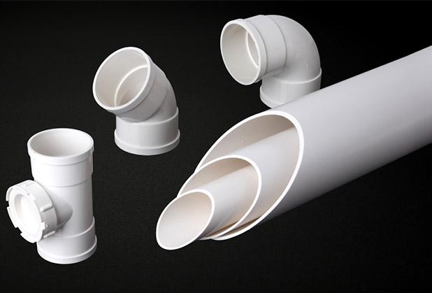 四川PVC-U排水管
