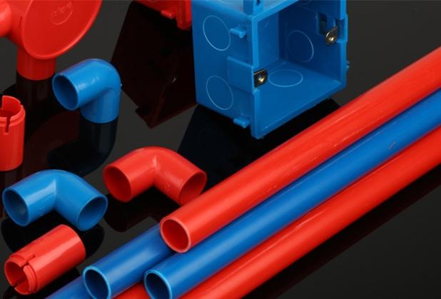 四川pvc-u电工管峰图 建筑工程选择产品