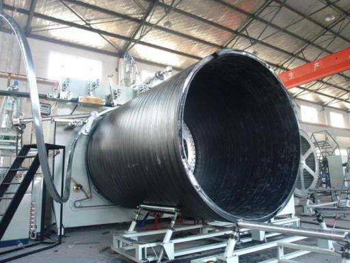 成都双平壁钢塑管厂家