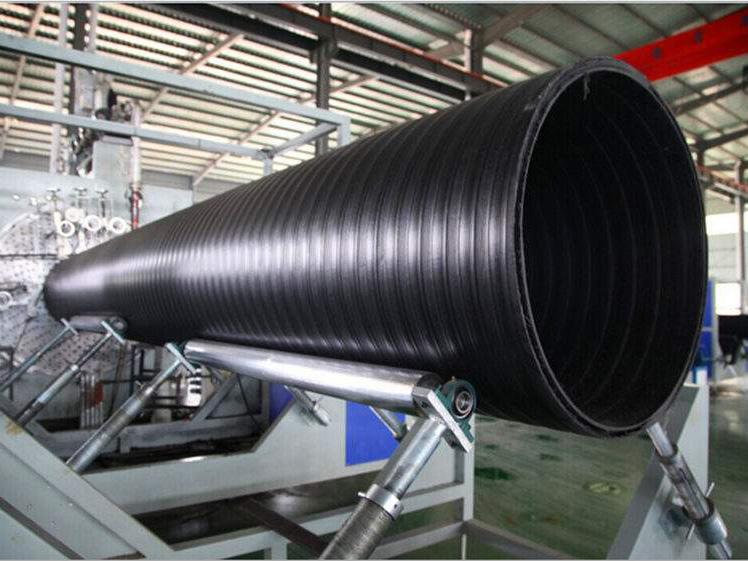 蓝川管道带您了解中空壁塑钢缠绕管的优点