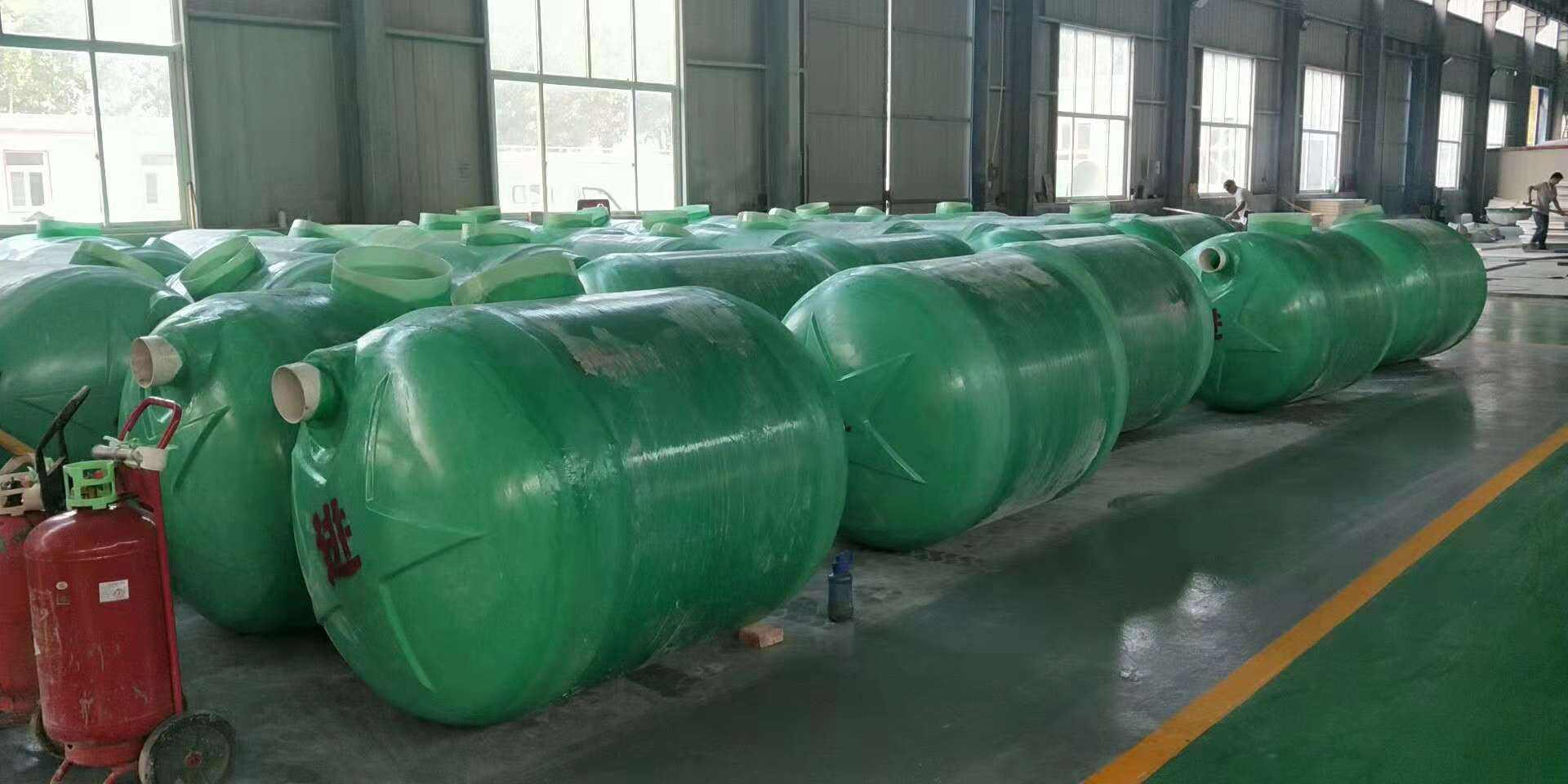 乐山玻璃钢化粪池厂家