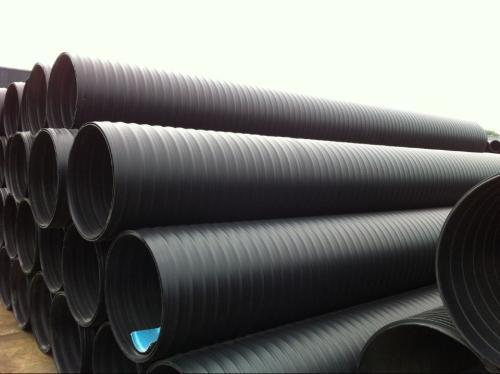 中空壁塑钢缠绕管和双壁波纹管的区别简单介绍
