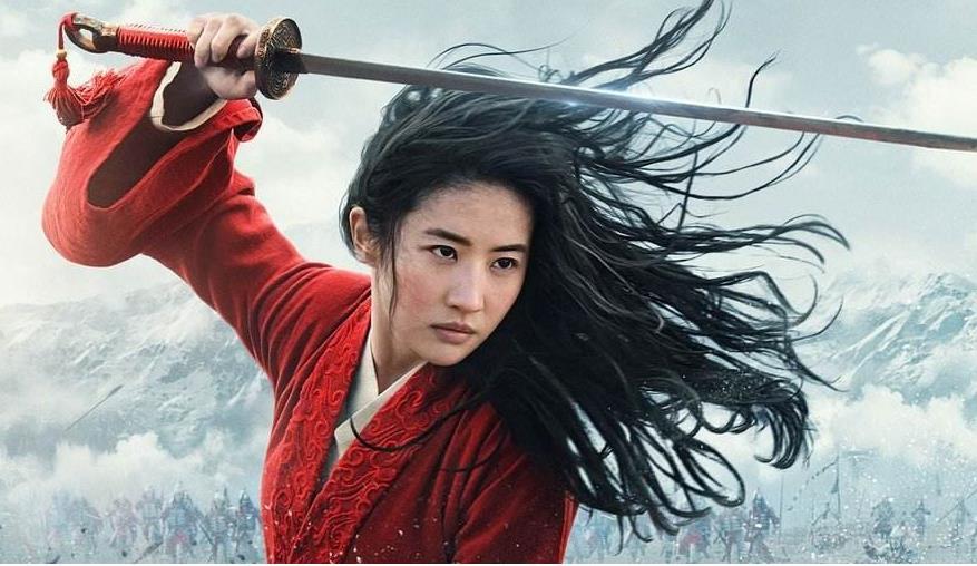 《花木兰》即将在本月底开始陆续在全球各地影院上映
