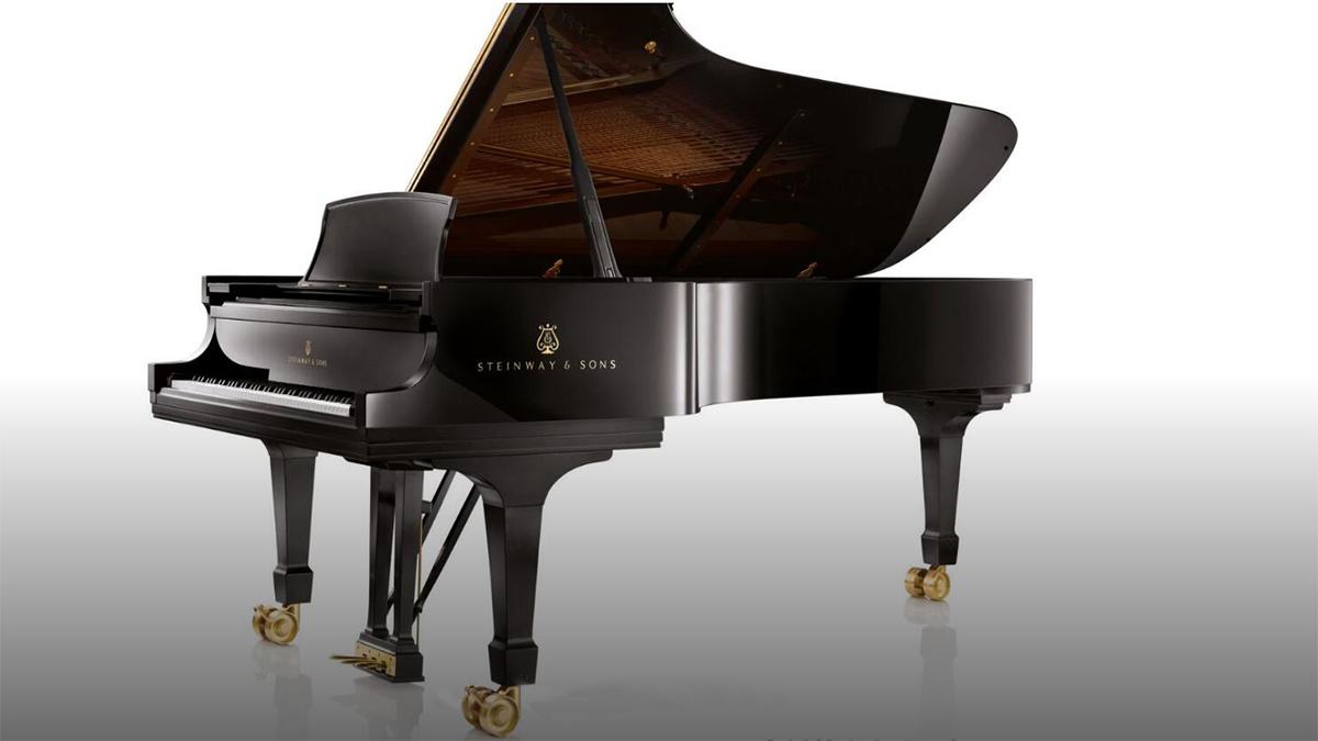 D 型号,三角钢琴