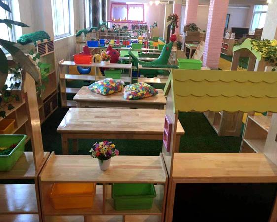 幼儿园家具展示