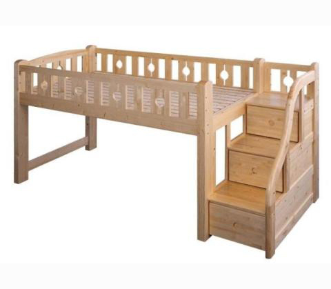 悄悄告诉你这些都是挑选实木幼儿床的诀窍
