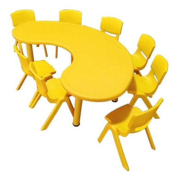 成都幼儿园桌椅如何选购你还不知道?欣乐贝贝告诉你!