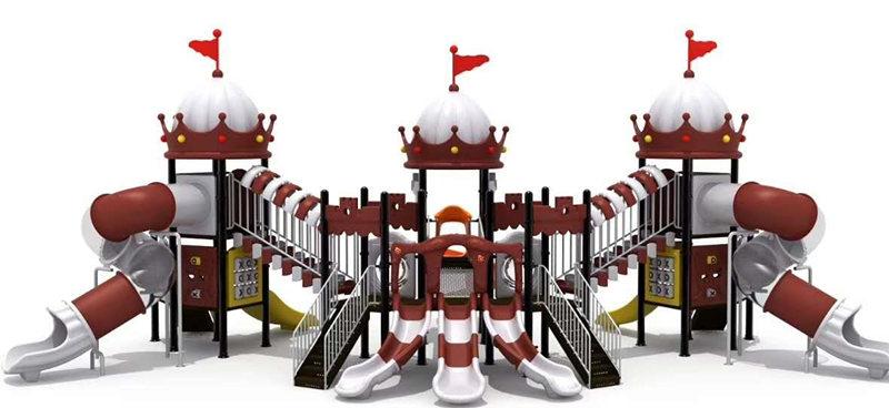 不锈钢组合滑梯应该如何选择呢?
