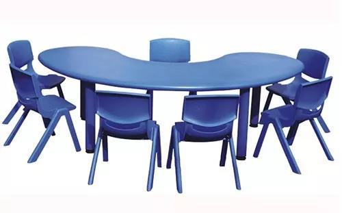 分享:成都幼儿园桌椅如何选购?