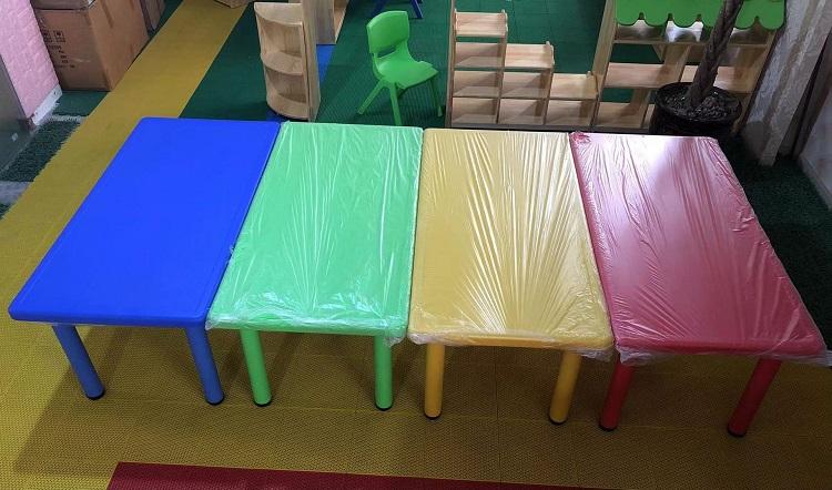 成都幼儿园塑料桌椅