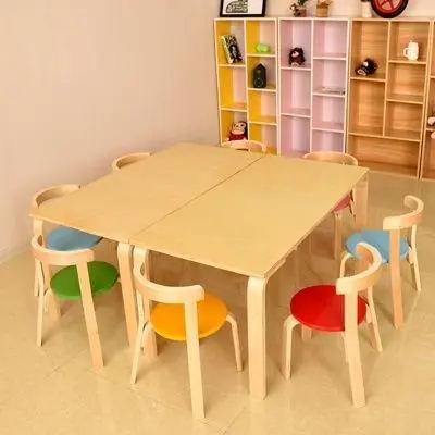成都幼儿园桌椅应该如何选购?