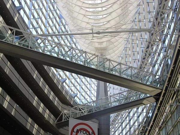 钢结构连廊工程
