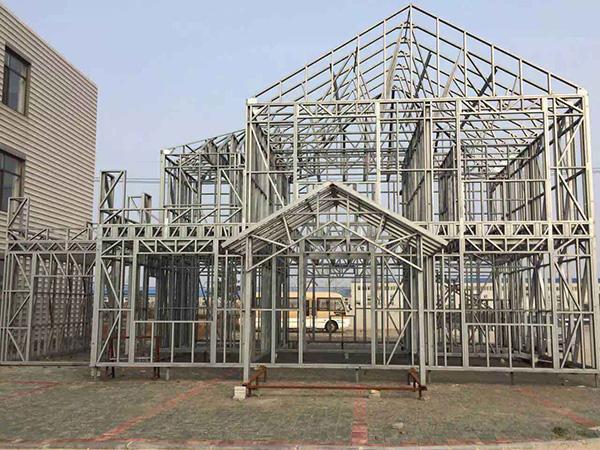 建造兰州钢结构房屋会有哪些优势