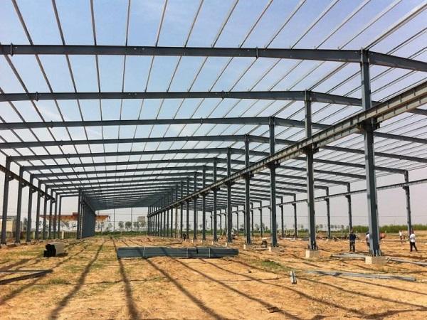 兰州钢结构厂房的设计和安装注意事项