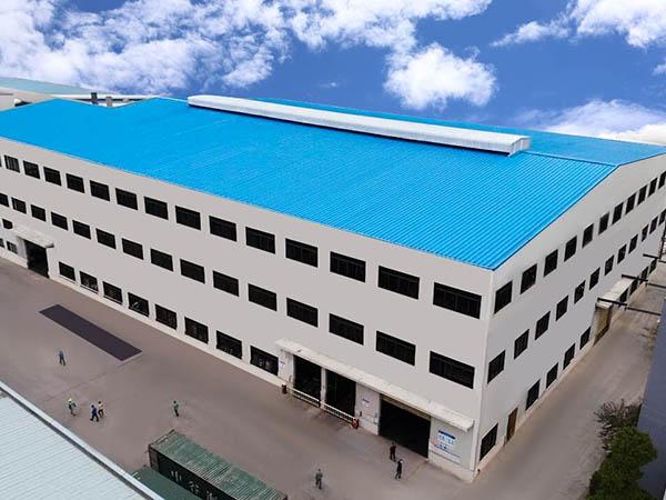 多层钢结构厂房设计