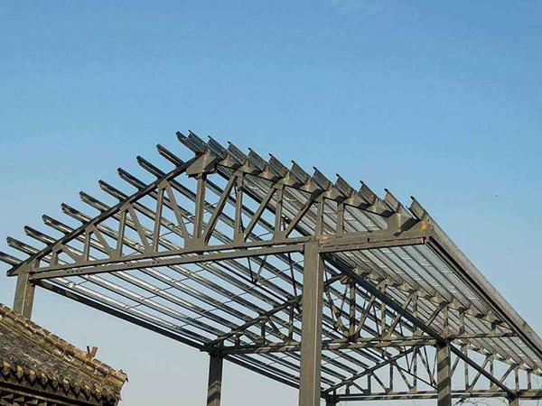 钢结构建筑安装关键点
