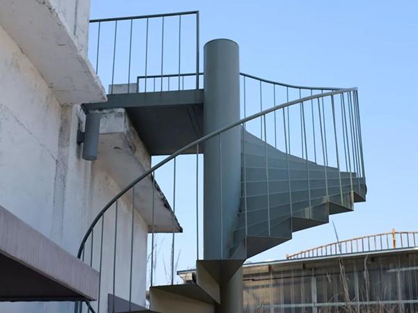 钢结构楼梯设计施工