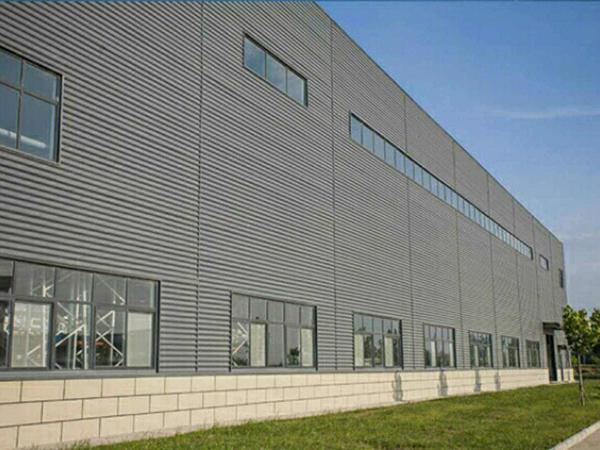 钢结构厂房围护系统品质