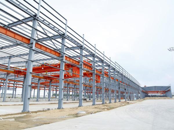 大批采购钢结构材料