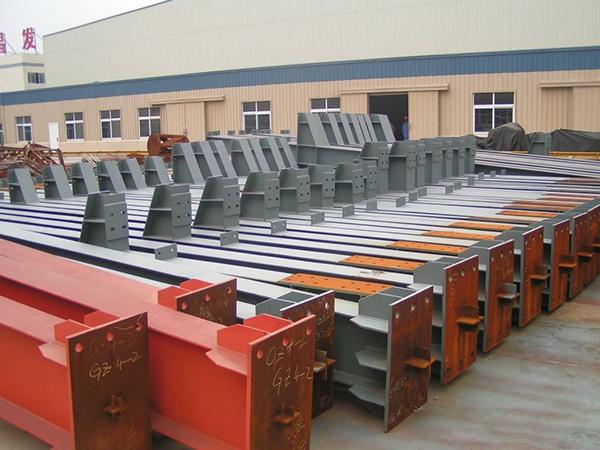 安装钢结构设备做的准备工作