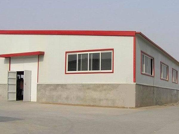 钢结构工程选择材料