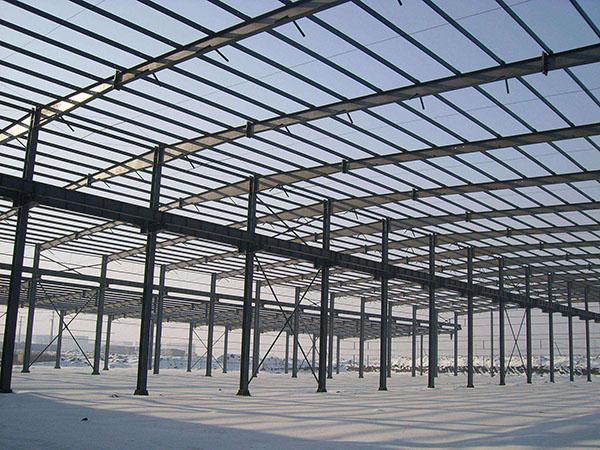 钢结构厂房构成节点的焊接加工工艺