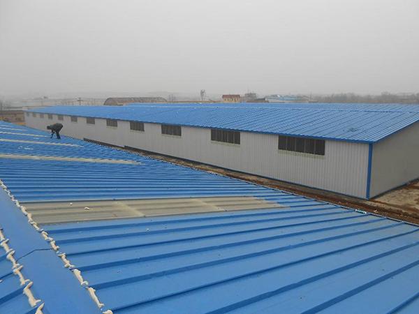 钢结构工程在多雨季节该怎样施工