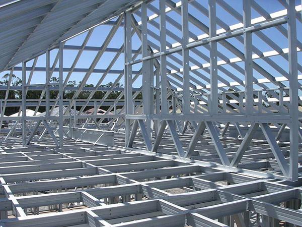 金属屋面钢结构防水工程施工