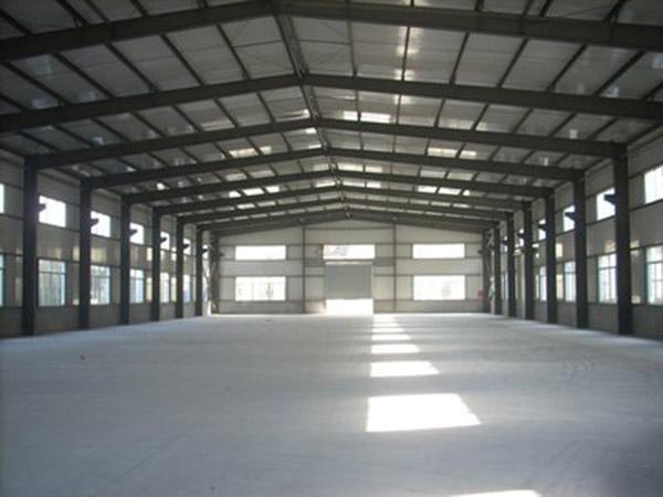 钢结构厂房存在问题的防范措施