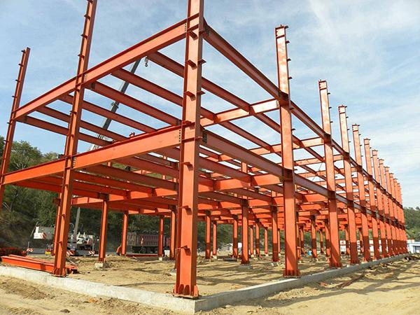 钢结构节点的分类