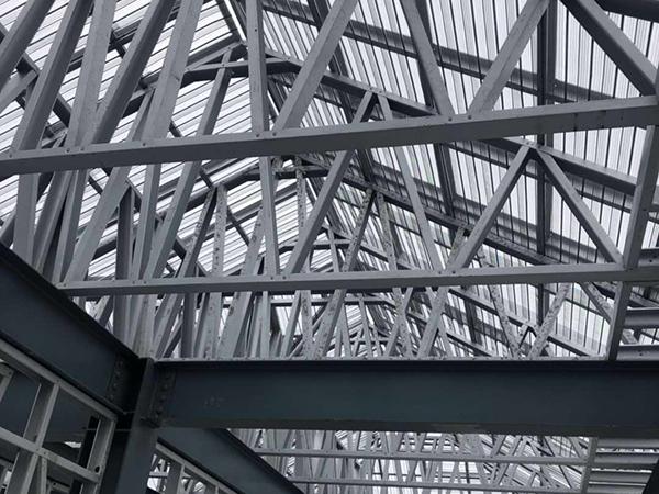 兰州钢结构厂房的优点有哪些?
